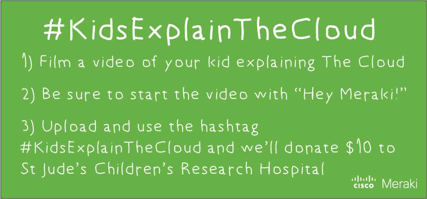 Father's Day is this Sunday & we're donating $10 to @StJude for each video you submit. #KidsExplainTheCloud https://t.co/YVaNI1ISoc