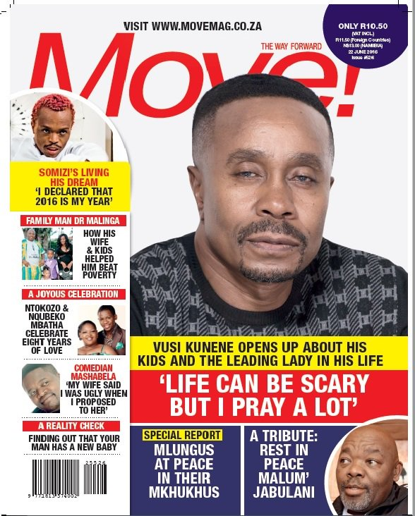 "Move! Magazine SA On Twitter: ""IN OUR LATEST ISSUE: Vusi"
