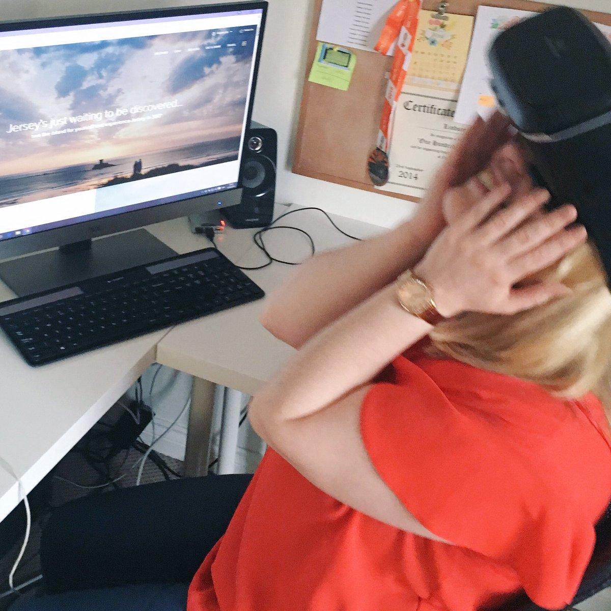 Well @VisitJerseyCI, I am amazed! #theislandbreak #360video #marketing https://t.co/FILjbJqu1c