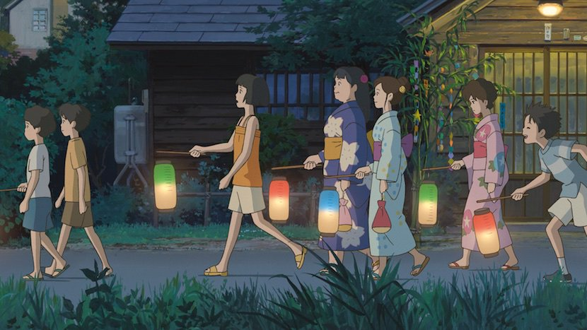 Last shows today of magical #StudioGhibli #WhenMarnieWasThere RT for chance to win 2 @JapanCentre ramen vouchers! https://t.co/cMQ75C030i