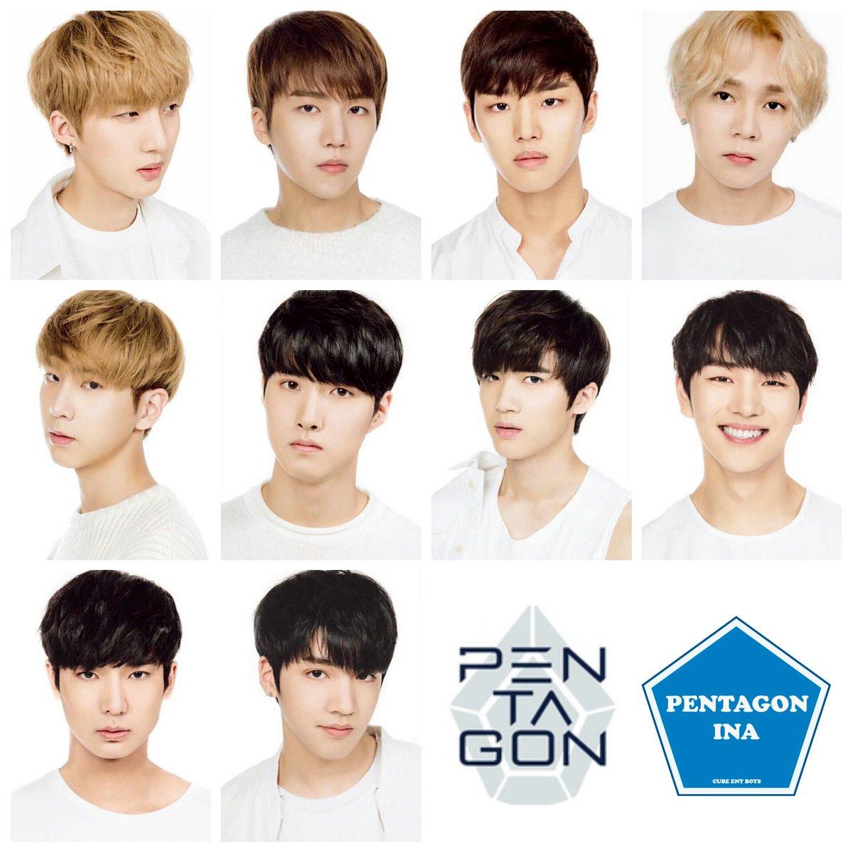 Pentagon Kpop Profile