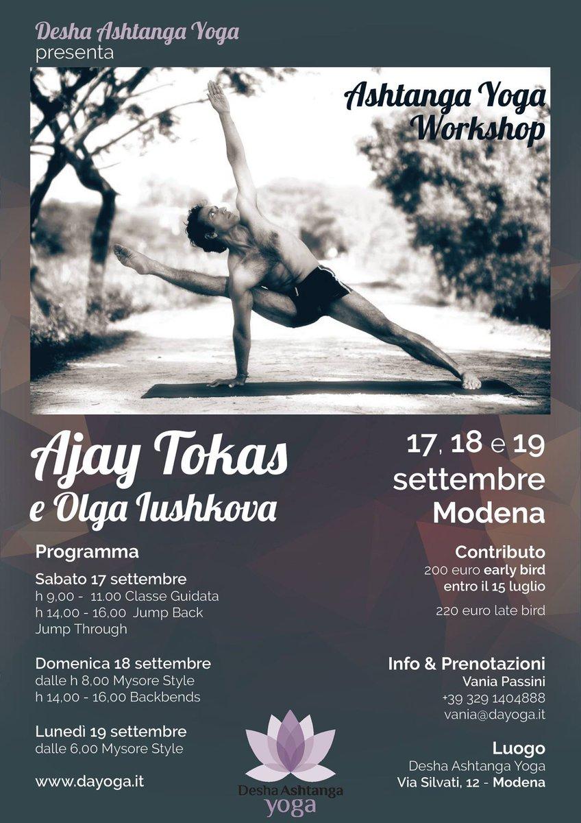 Desha Ashtanga Yoga D Ayoga Twitter