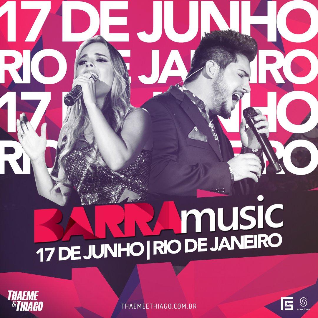 É hoje, Rio de Janeiro!!! Não vemos a hora de estar com vocês, vai ser uma noite incrível! https://t.co/BIAgpzuKxC
