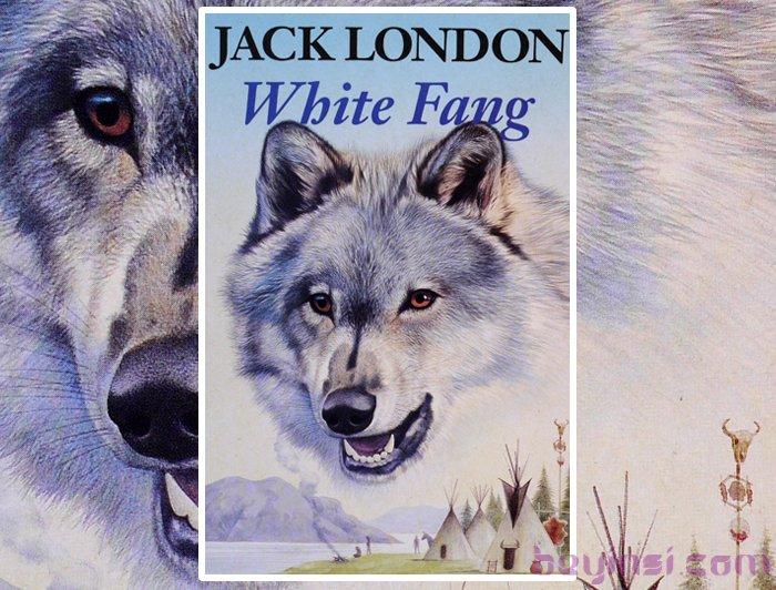 Beyinsicom On Twitter Jack London Beyaz Diş White Fang Kitap