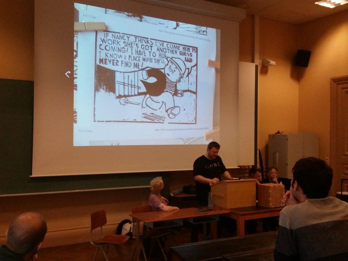 At the #algopoetics welcome event with Aarnoud Rommens introducing WREK's cinematogravure @UniversiteLiege https://t.co/sfwNYGjqa5