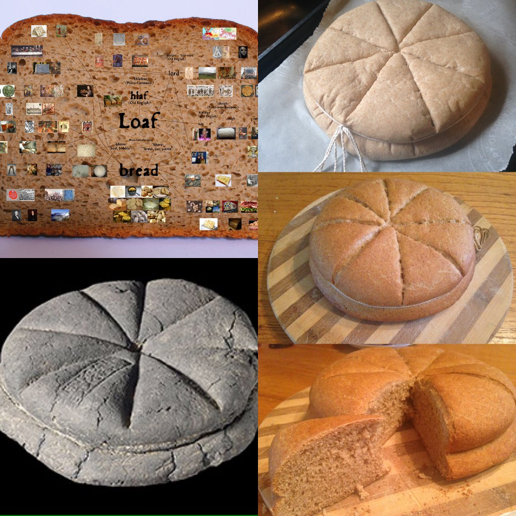 We tried re-creating a loaf of bread from Pompeii--we discuss it on our podcast ep, Loaf https://t.co/uFy0s7Gyvd https://t.co/GXaBzvxTBk