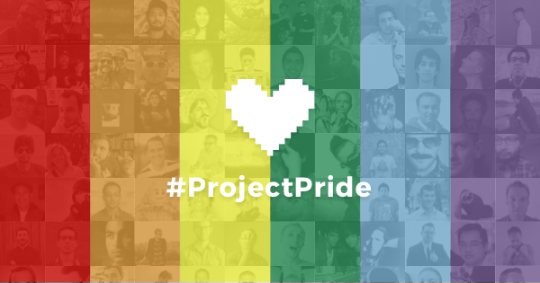 Join us to help bring communities together behind the symbol of love & pride: https://t.co/qmCRibe6BX #ProjectPride https://t.co/SuohurTRlv