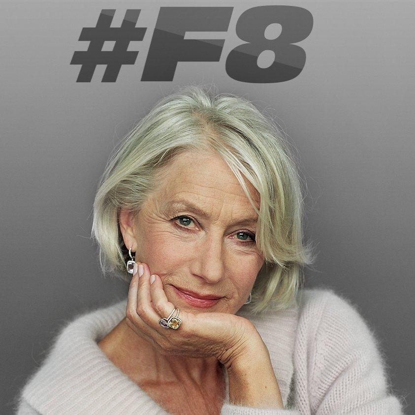 Helen Mirren Join Fast & Furious 8 2