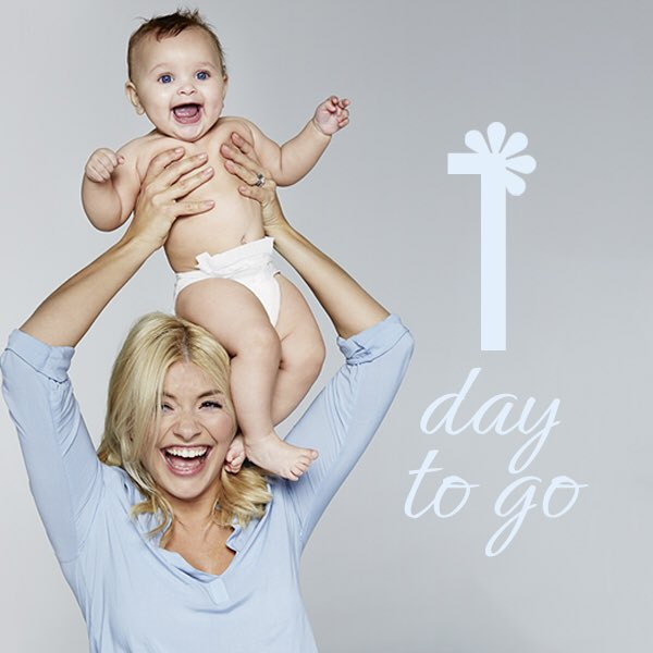 Can't believe tomorrow is the due date for my new baby book!  #trulyhappybaby So so excited https://t.co/8d0mVrPhkK https://t.co/O9B4okgBDu
