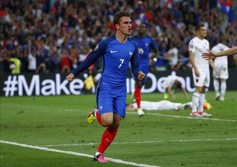 Video: Pháp vs Albania