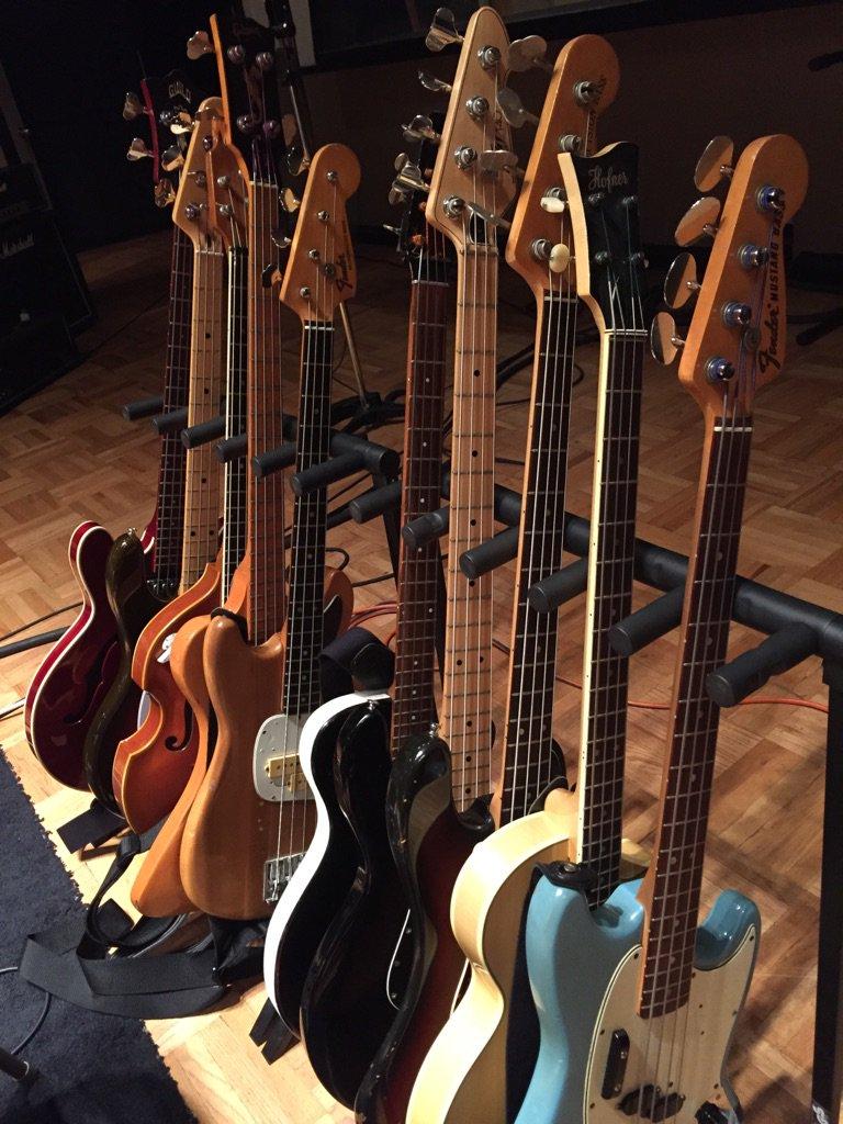 Bass in Nashville. https://t.co/7nlvFHZx2M