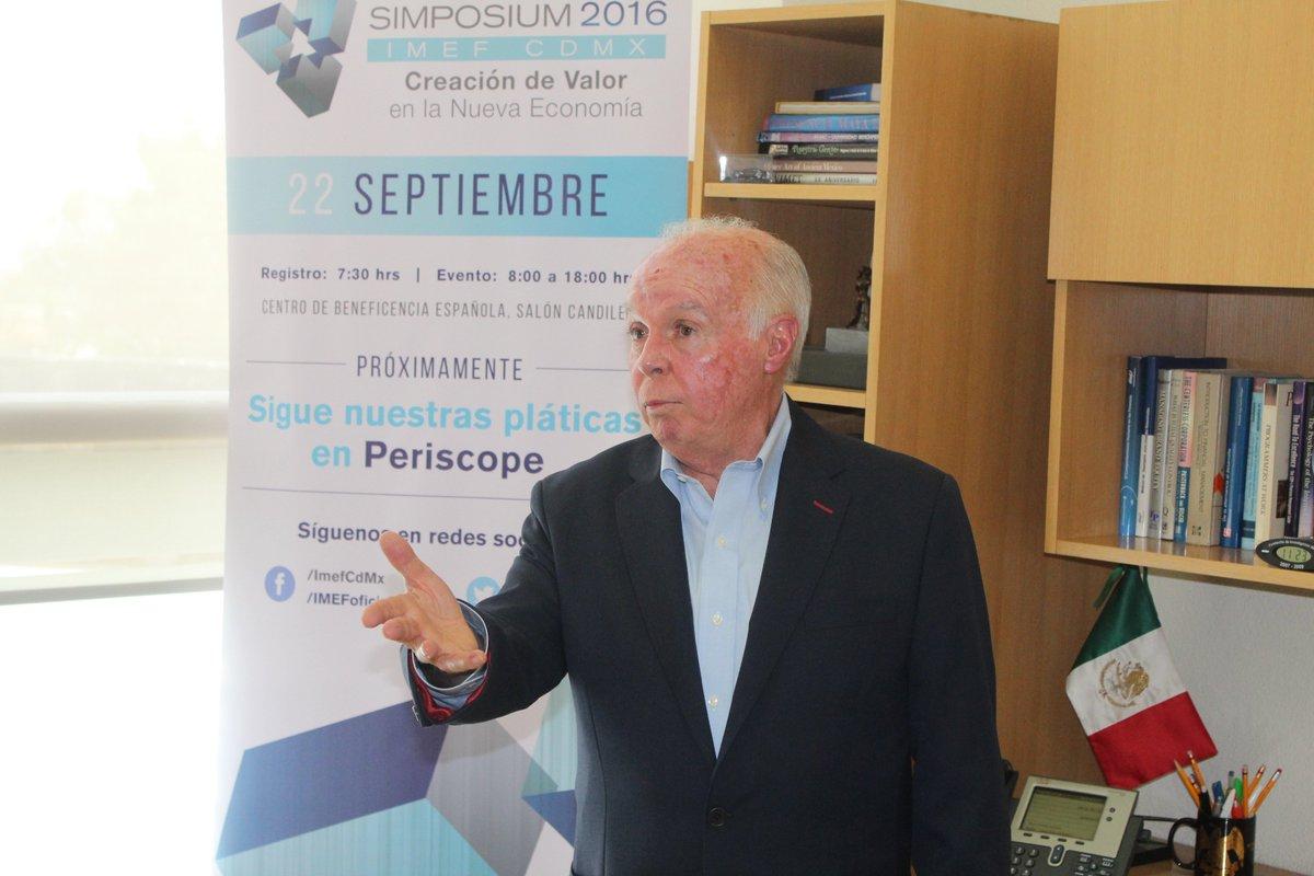 Agradecemos a Alfredo Capote por su participación en el Webinar del día de hoy, rumbo al SIMPOSIUM IMEF 2016 https://t.co/PNsXwIllmp