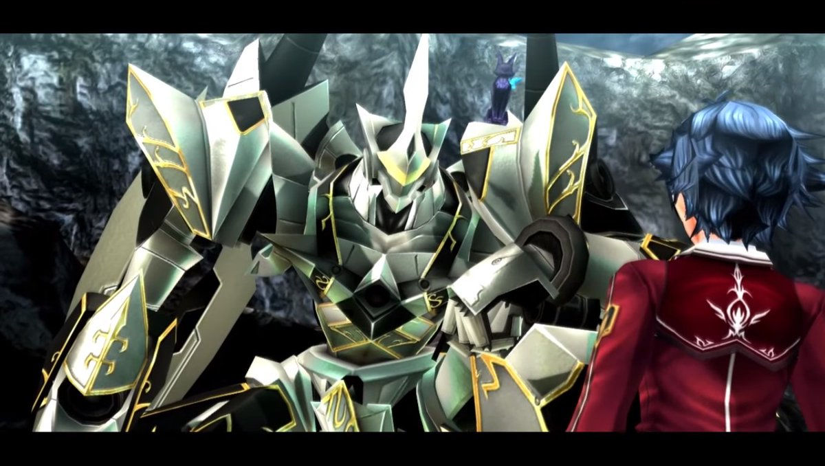 https://t.co/mnexQKefDi New The Legend of Heroes: Trails of Cold Steel II trailer. I love you, @XSEEDGames  #E32016 https://t.co/BeUeuxxPJz