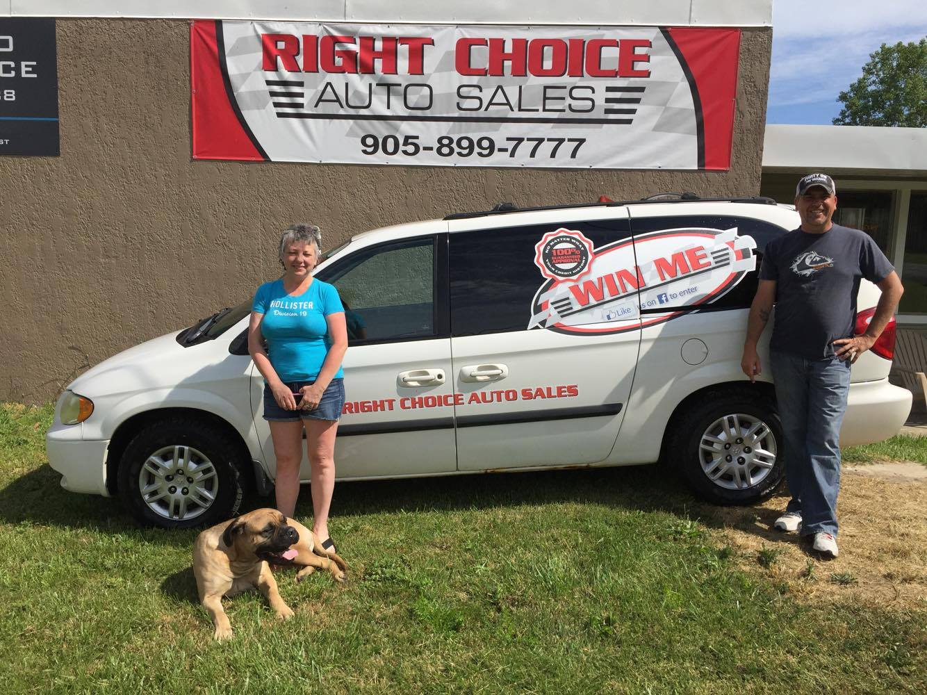 Right Choice Auto >> Right Choice Auto On Twitter The Winner Of Our Van