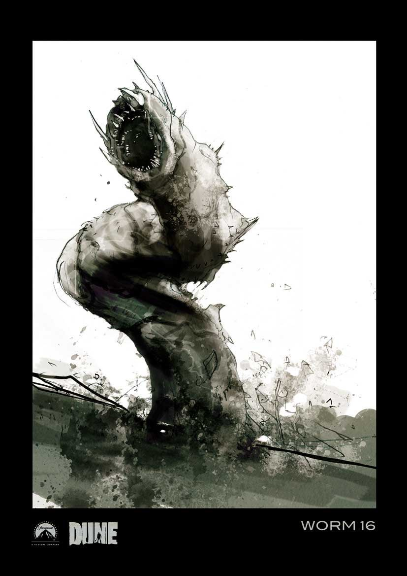 The unused worms of DUNE Peter Berg's Dune Ridley Scott's Dune Alejandro Jodorowsky's Dune https://t.co/pWdyB3Bvu9