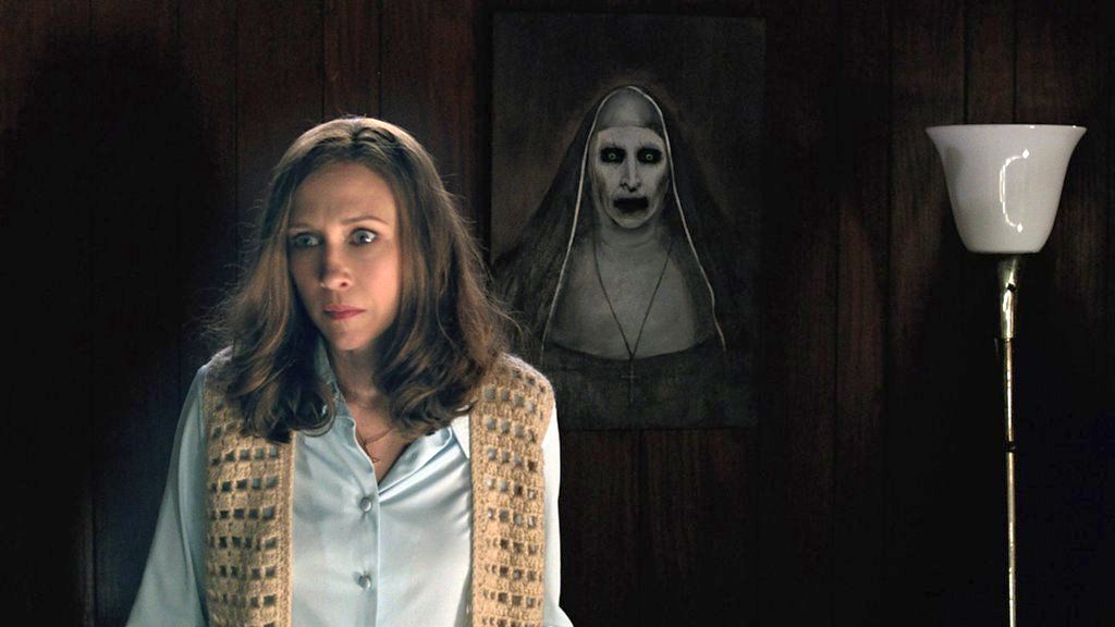The Conjuring 2's Demonic Nun Gets Her Own Spin-Off 1