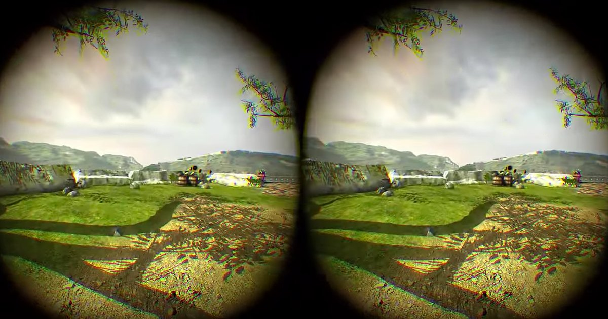 Researchers claim they can reduce motion sickness in VR