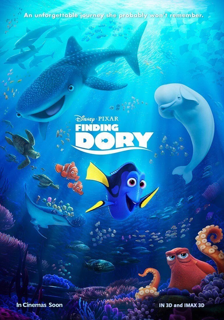 Preview Film Finding Dory 2016 Edwin Dianto New Kid On The Blog