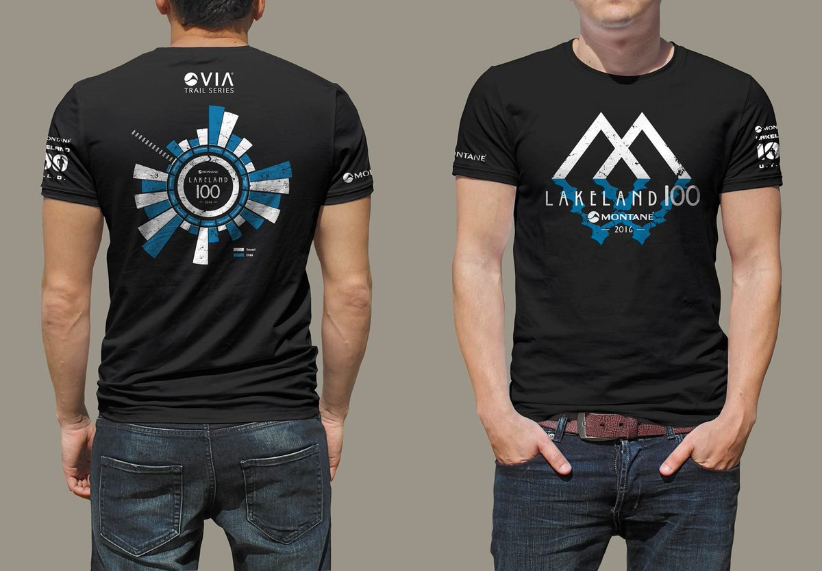 Montane On Twitter Following Our Lakeland 50 T Shirt Design Here