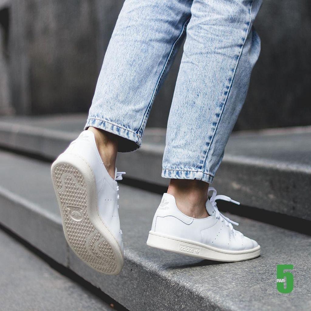 stan smith lea sock