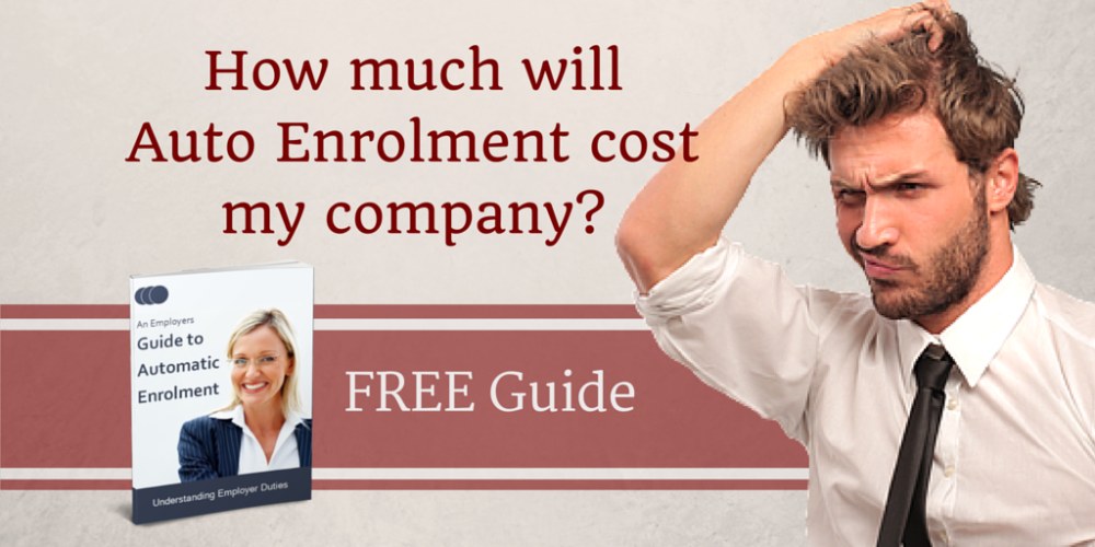 What will #AutoEnrolment cost your company? Compare quotes for pension advice >> https://t.co/dXCkw1v5hN https://t.co/S226oCePeu