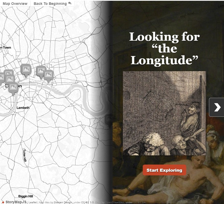 You can follow Hogarth's London mapped in relation to the search for the #Longitude here: https://t.co/dhmr5buwKP https://t.co/b7e1GQBlYs