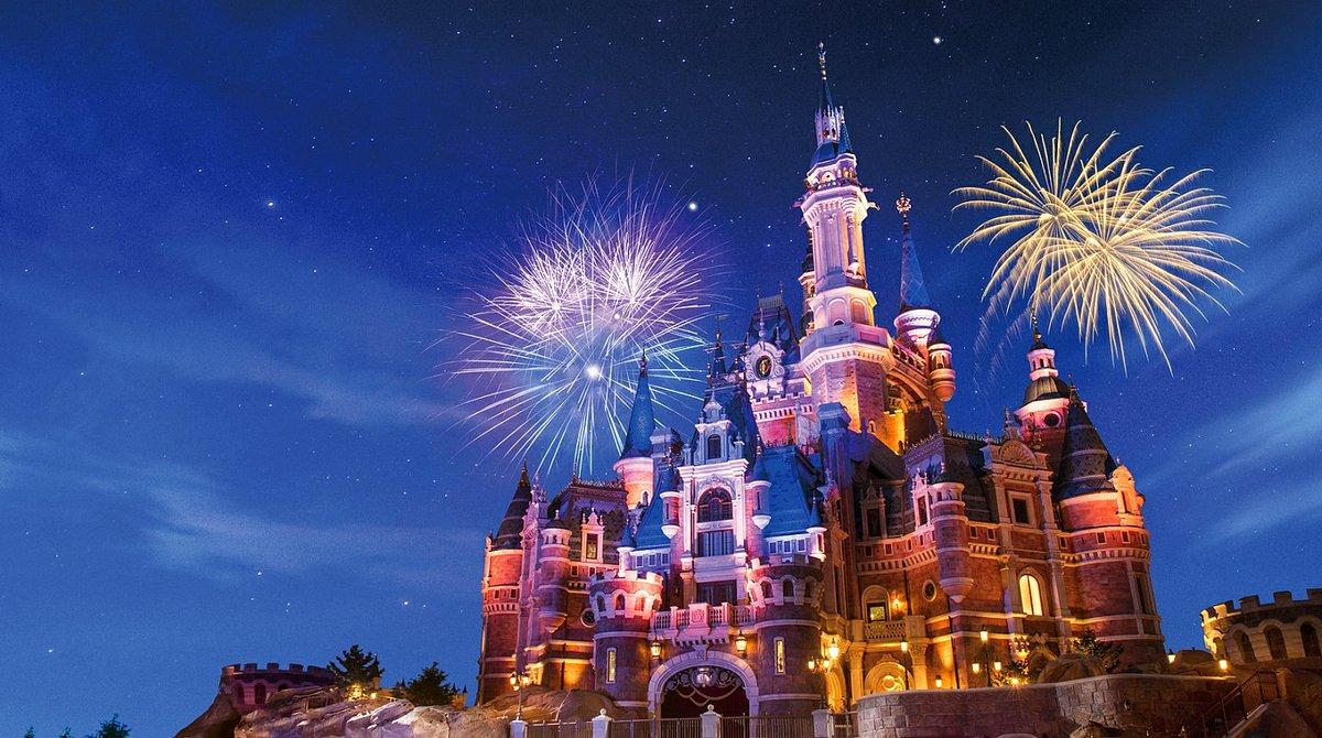Novità Shanghai Disneyland Resort - apertura 16 giugno 2016 ClDwXozXIAAouYK