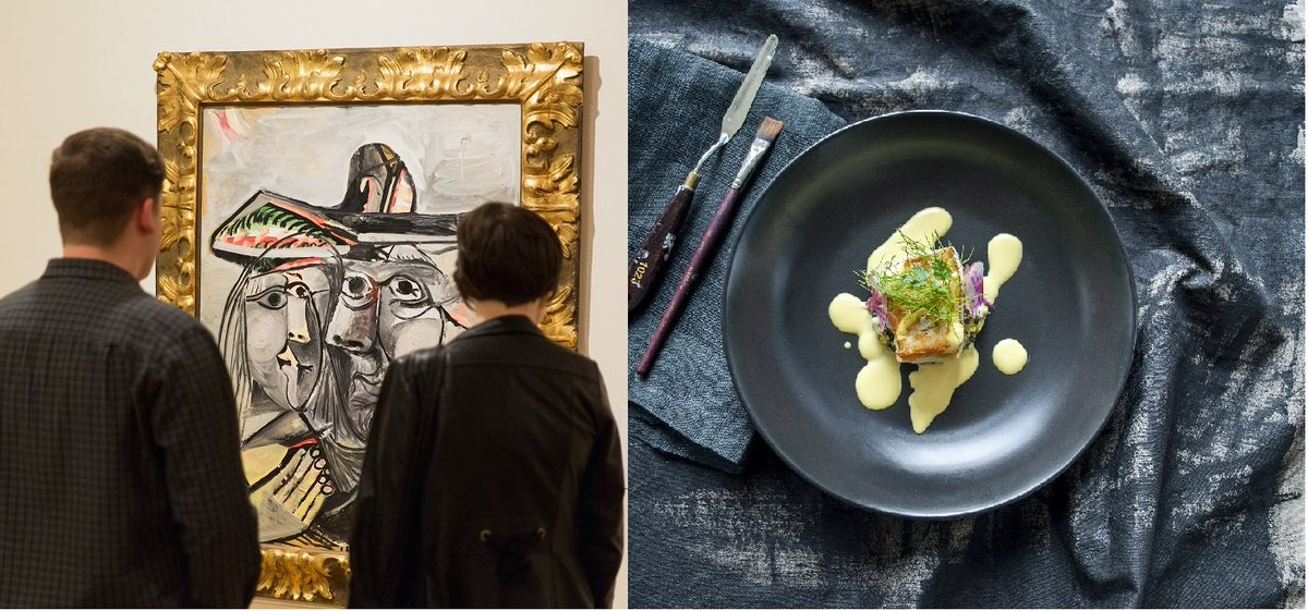 #WIN a #Picasso art+culinary experience @MARKETjg_Van and @VanArtGallery! Like/retweet now to enter #MusesAtMarket https://t.co/djYYGyH1t2