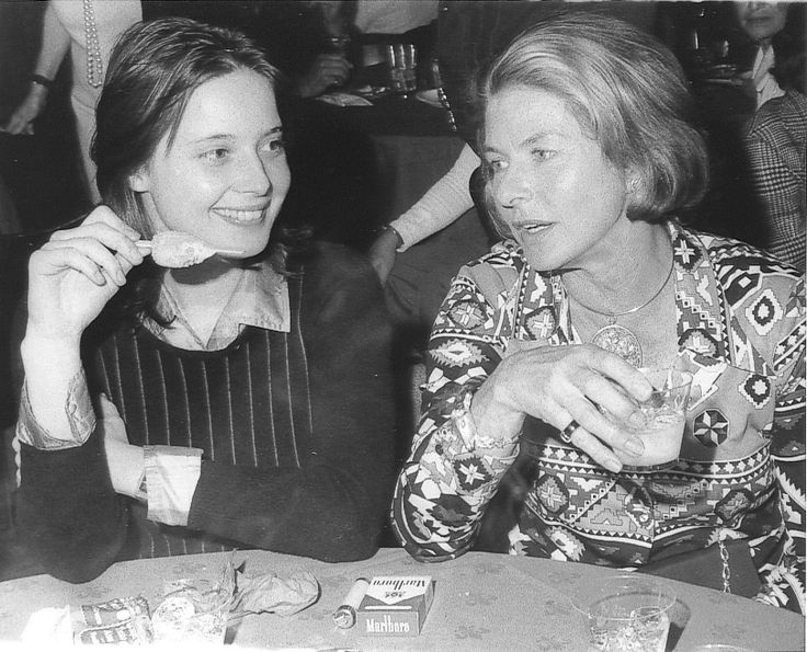 Ingrid Bergman journey to italy
