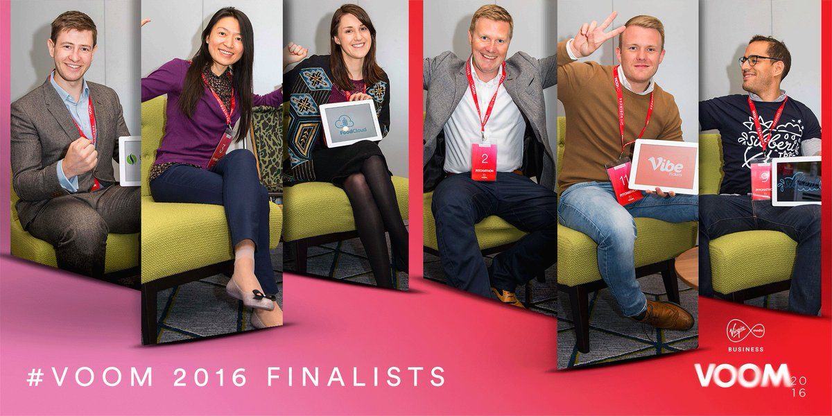 Congratulations to our Final Six - YOU MADE IT! See you at the #VOOM Live Finale on 28 June https://t.co/w9KD3YyTKn https://t.co/m0NJ1sKnr6