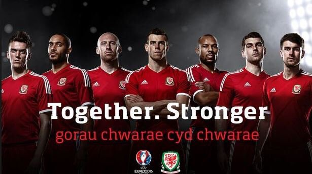 We'd like to wish the boys good luck against England today! #ENGWAL #TogetherStronger https://t.co/AdTbA1sp8f