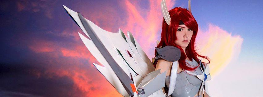 Cosplayaholic On Twitter Erza Scarlet Heaven S Wheel Armor