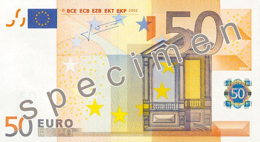 un nouveau billet de 50 euros mis en circulation en 2017 lib ration. Black Bedroom Furniture Sets. Home Design Ideas