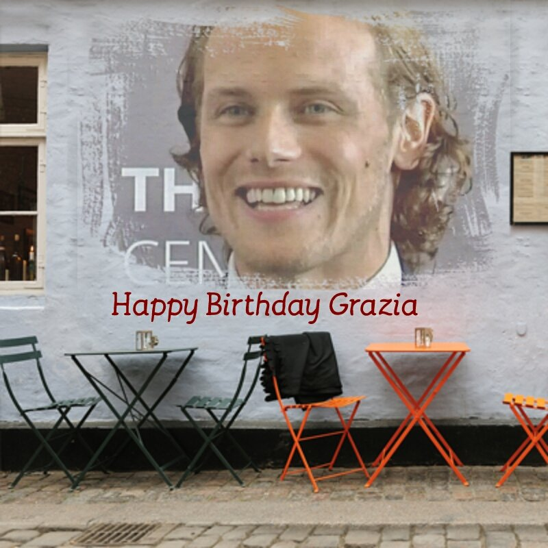 """Dynamics 13 By Michelle Gibson: Sheugs... On Twitter: """"HAPPY BIRTHDAY GRAZIA WISHING YOU A"""