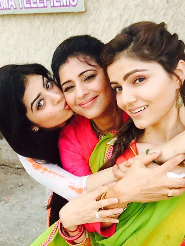Rubina Dilak, Reena Kapoor, Roshni Sahota,Soumya,Surbhi,Shakti,Colors,serial,images,pics,pictures,photos