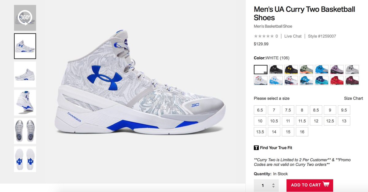 quality design 759c6 7342b Under Armour Curry 2  WAVES  Silver Surfer inspired is NOW on site here -   http   bit.ly 1tsUDw6 pic.twitter.com YGPfhwawBo