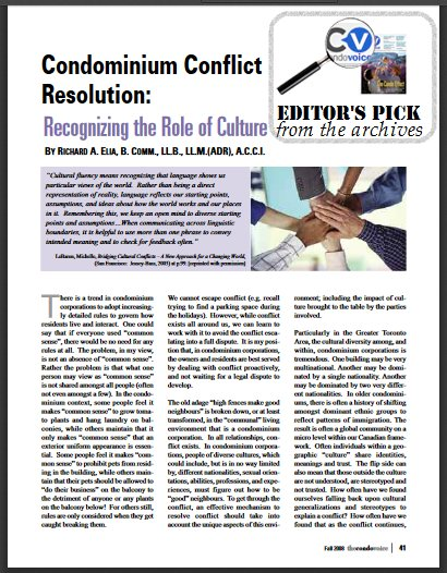 We are pleased to share select articles from the rich #CONDOVOICE archive...  https://t.co/9KtRkXLU89  #CVEditorPick https://t.co/iygdryt5Ou
