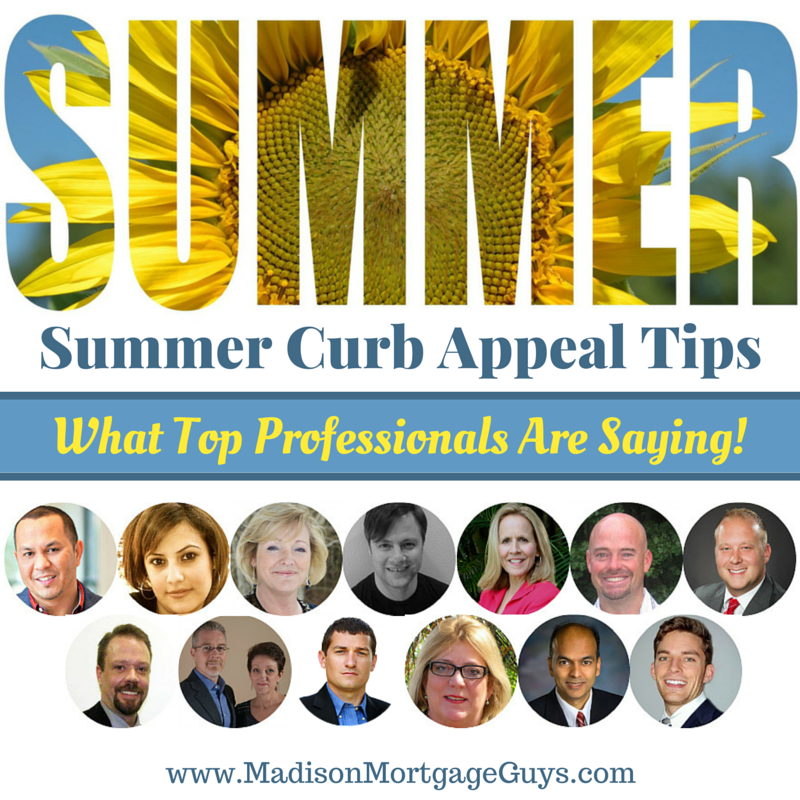 Summer Curb Appeal: Turn Ordinary into Extraordinary https://t.co/6rclXj1ddP #MortgageUpdated via @MadisonMortgage https://t.co/93ONc11q32