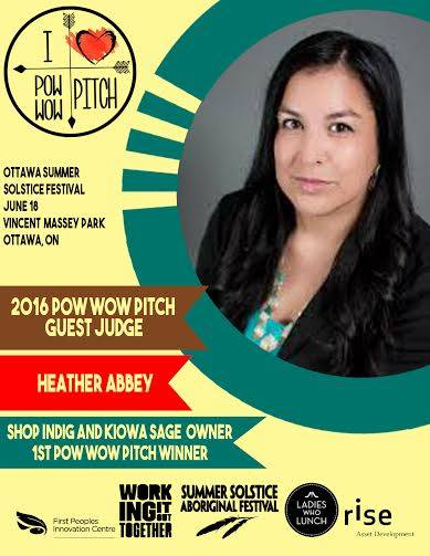 From Pow Wow Pitcher to Winner to Judge @LadyHDA  of @ShopIndigenous1 The Indigenous Entrepreneur to watch https://t.co/Rv6Xa1xXuM