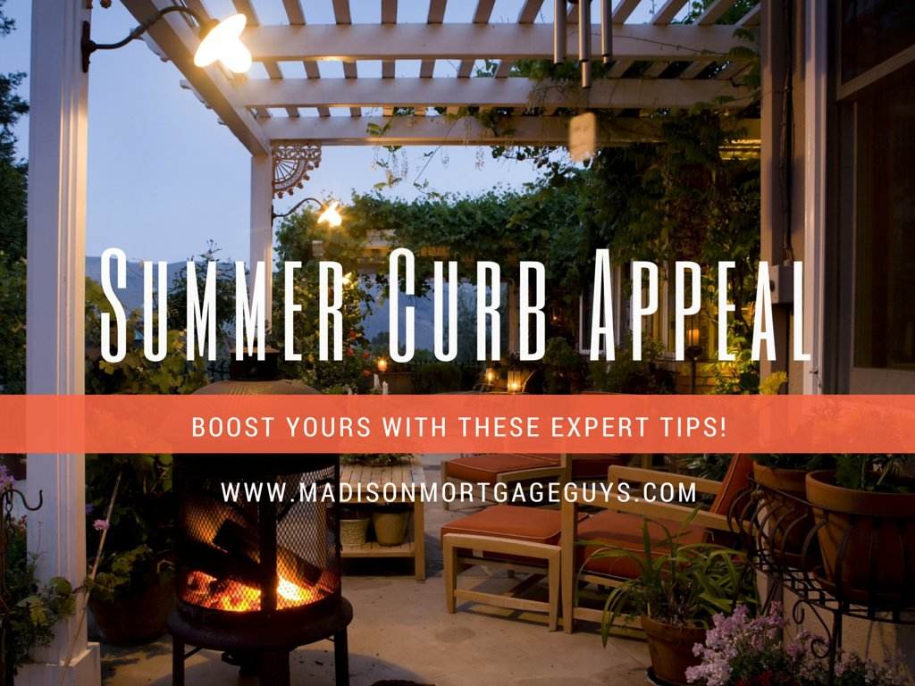 Boost Your Summer Curb Appeal With These Tips on @LinkedIn https://t.co/52seDIjxwB #RealEstate via @MortgageUpdated https://t.co/MpzSEG2buG