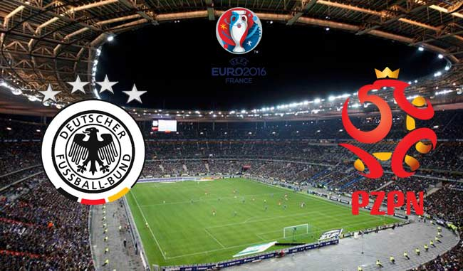 DIRETTA GERMANIA-POLONIA Streaming gratis Rojadirecta Oggi in TV 16 giugno EURO 2016