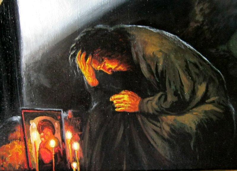 картинка грешника перед богом