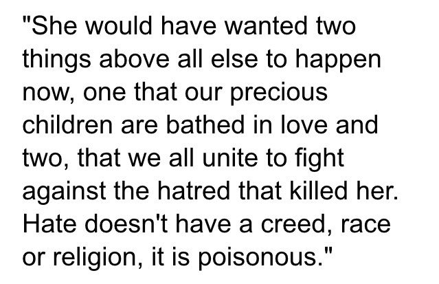 Husband of Jo Cox MP issues a statement: https://t.co/3oFX9HPTiC