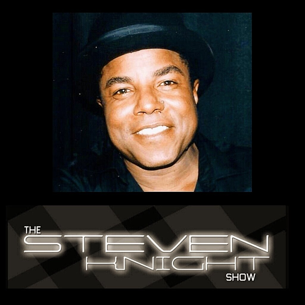 On the next all new @StevenKnightSho we welcome living musical legend @titojackson5. Monday 10pm EST @iradiola. https://t.co/u4eR31NjPh