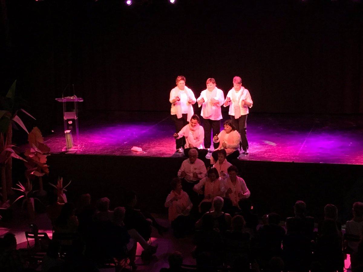 ¡Ahora el Grupo de Castañuelas de Saray en el escenario! #saray20 https://t.co/eJo8InRVtm