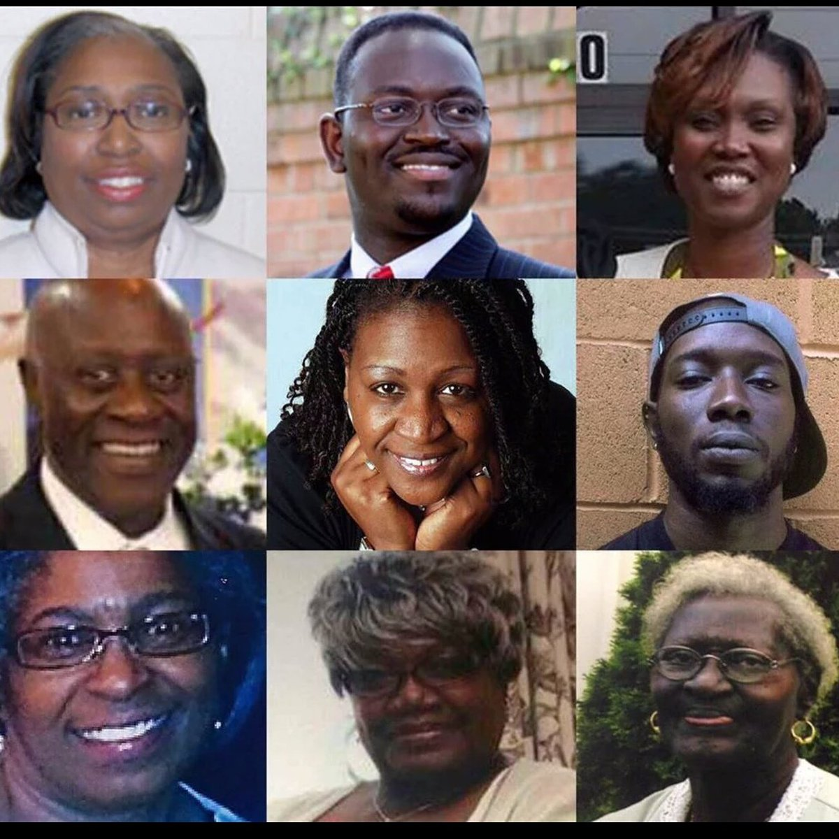 1 year since #CharlestonShooting May their souls rest in peace Prayers to their families on this day and everyday