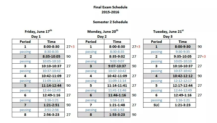 Uga Finals Schedule Fall 2019 Eric Solorio Academy on Twitter: