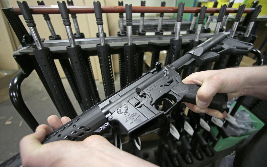AR-15 creator's family: rifle never meant for civilians, he'd be 'sickened' https://t.co/F58qvLplUN https://t.co/LuP0dfX2Qo