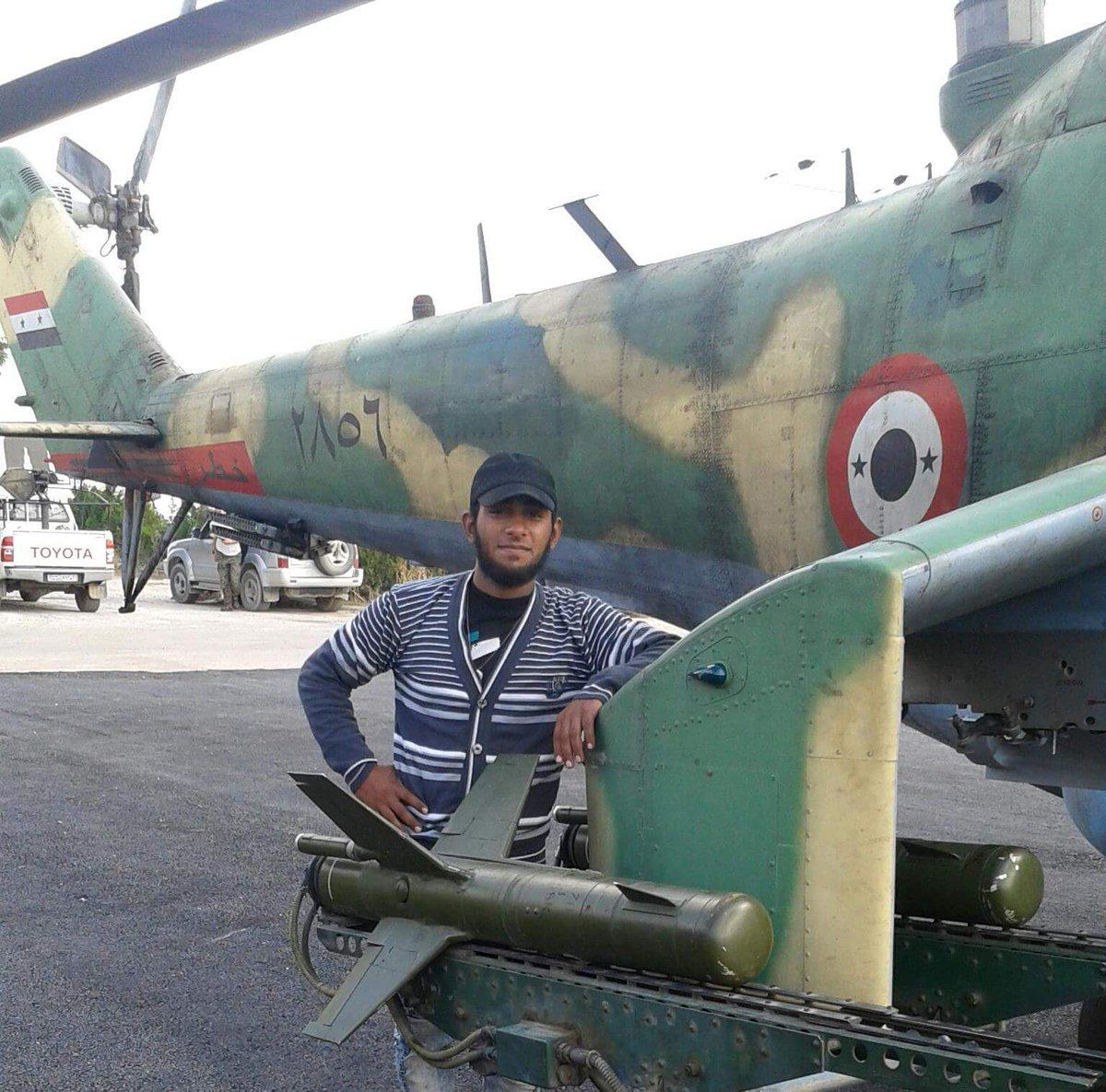 القوات الجويه السوريه .....دورها في الحرب القائمه  - صفحة 2 ClGTEOEWAAAr0-r