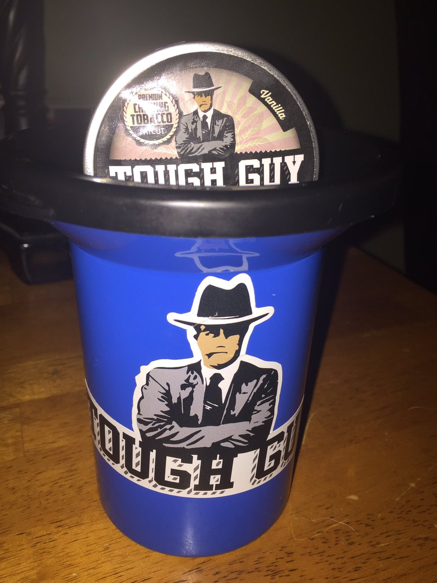 Ohdippers On Twitter Tough Guy Chew Came In The Mail Today
